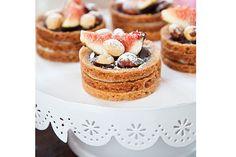 Ideal para los días fríos: torta crocante de higos | Revista OHLALÁ!