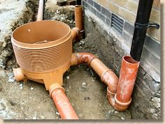 drainage pipes - Google Search