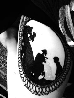 The Tale of Three Brothers. One of the best, unique HP tattoos I have ever seen!