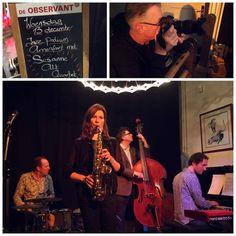 Gig pics: Susanne Alt & Band at Stadscafé De Observant, Amersfoort. Thanks to Jazzpodium Amersfoort/ Maxanter Music Group B.V. and De Nozem Fotografie Amersfoort! Read more: http://www.susannealt.com/weblog/gig-pics-susanne-alt-band-in-amersfoort/ #jazz #amersfoort #livemusic #fortheloveofjazz