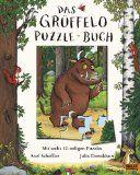 http://ift.tt/1KYSFZT Das Grüffelo-Puzzle-Buch: Mit sechs 12-teiligen Puzzles