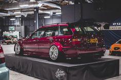 Edward Johnston's wide-body BMW E36 Touring w/S50 M3 conversion, Air…