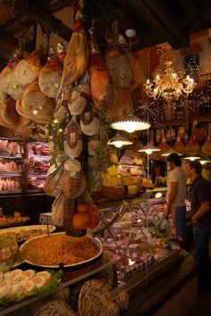 Mercato del Mezzo, province of Bologna, Emilia Romagna Places Around The World, Around The Worlds, Places To Travel, Places To Visit, Bologna Italy, Bologna Food, Dream Vacations, Romantic Vacations, Romantic Travel