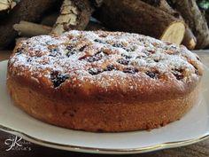 Torta morbida alla more Fulvia's Kitchen