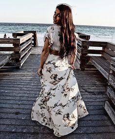 boho dress bohemian nice dress beach