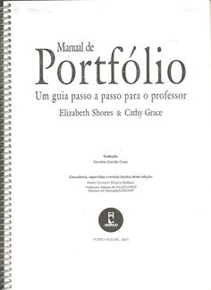 Modelo Portfolio, Portfolio Covers, School Resources, Classroom Organization, Coaching, Kindergarten, Montessori, Manual, Facebook