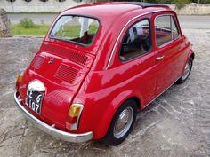 New Fiat 500 F - 1965