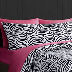Walmart Body Pillow Cover Gorgeous Your Zone Zebra Fur Body Pillow  New Apt Decorating  Pinterest Review