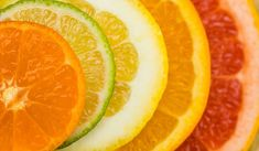 Fruit Slices, Acerola, Fresh Fruit, Citrus Fruits, Grapefruit, Orange, Food, Canvas Art, Fruit