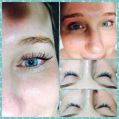 Silk Eyelash Extensions available at Beauty Secrets $80