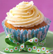 The very best Citrus Cupcakes.