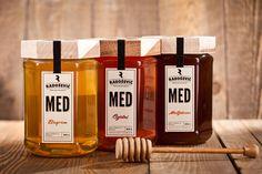 OP Radosevic | Natural honey pharmacy products | Designed by Mit Design Studio headed by Leo Vinkovic for Obiteljsko Pcelarstvo Radosevic Photography by Vedran Marjanovic Wekster.