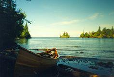 Isle Royale (Amazing place-- Great summer hiking/camping retreat)