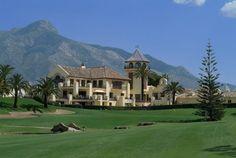 Golf Spain. Marbella. Los Naranjos Golf. 5 minutes from Hotel PYR Marbella