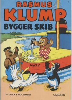Rasmus Klump - love him. 90s Childhood, My Childhood Memories, Retro Images, Cartoon Kids, The Good Old Days, Back In The Day, Great Books, Animation, Old Things