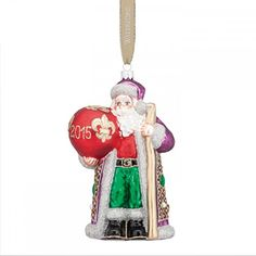 Waterford Mardi Gras 2015 Dated Santa Ornament Waterford http://www.amazon.com/dp/B00UX3YHQ2/ref=cm_sw_r_pi_dp_D4WRwb0JGM846
