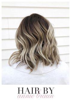 #hairbyanniebraun #balayage