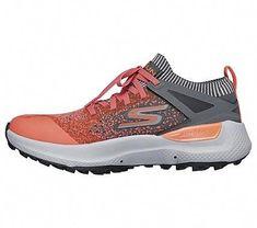 4f5888e8f20d4 Skechers Men s GOrun Maxtrail 5 Ultra Running Shoes (Charcoal Orange)   trailrunningideas Best