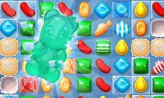 Candy Crush Soda Saga will introduce new elements to the familiar gameplay. Candy Crush King, Candy Crush Jelly Saga, Kindle Games, King App, Kings Game, Gummy Bears, Game Design, Soda, Bubbles