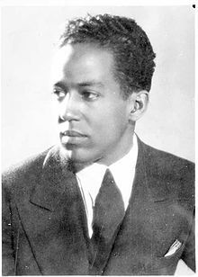 The fabulous Reginald Dwayne Betts explains why he is no longer a black poet. (Langston Hughes pictured.)