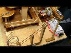 Mechanism of ball collection - YouTube