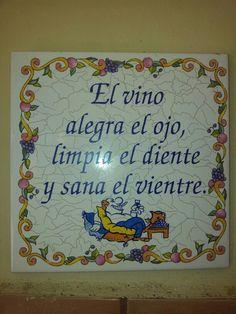 Vino Tinto! ;)