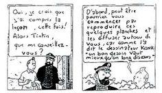 Tintin frontiste !