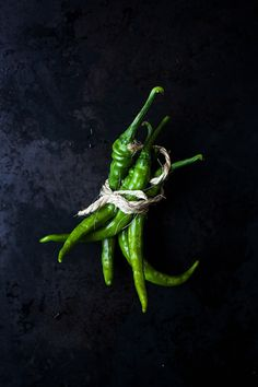 Sweet Green Peppers by onegirlinthekitchen