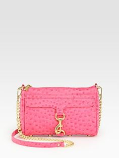 Rebecca Minkoff Cross Body - why couldnt this have been at the Bloomies sale this weekend? damn.