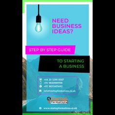 StartupFormations provides affordable Professional registration for We assist you in starting a new and make your dreams come true. Get full counseling and unlimited support from our experts. New Business Ideas, Business Opportunities, Starting A Business, Online Business, Banking Services, Bank Account, Startups, Counseling, Accounting