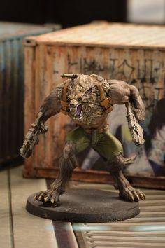 Infinity - Ariadna Dog Warrior