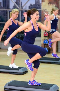 How Effective Is Step Training for Improving Bone Density? You already know that heart-pumping step workouts burn calories – but are they effective for preserving bone density too? Find out how step workouts compare to other forms of exercise for keeping your bones healthy and strong.