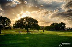 Zilker Park, Austin Texas