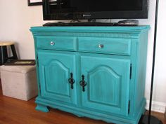 therefore is limitless: A furniture makeover