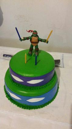 Ninja Turtles Cake (John 4)
