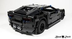 Lego Technic Corvette C7