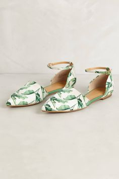 Medocie Flats - anthropologie.com