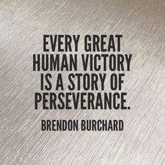 Persevere to Victory