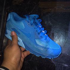the latest 42572 0c22f The MclarenKickShop - Nike Airmax Electric Blue