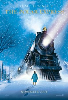 Christmas movies, The Polar Express Christmas movie