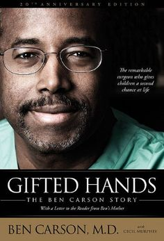 Bestseller Books Online Gifted Hands 20th Anniversary Edition: The Ben Carson Story Ben Carson  M.D. $12.91