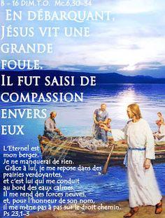 PAROLE - année  liturgique B (images et PAROLE...A - C..)blog S. Chiara   Maria SS. Consolata : B - 16 DIM.T.O.