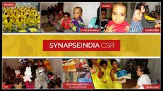 Watch this video about CSR activities by SynapseIndia: https://vimeo.com/180701768