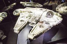 Image result for original millennium falcon model