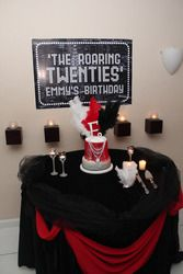 "Roaring 20's / Birthday ""Flappers Birthday Party"" 