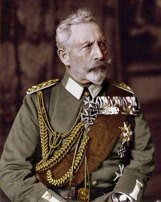 Kaiser Wilhelm II in exile by KraljAleksandar on DeviantArt