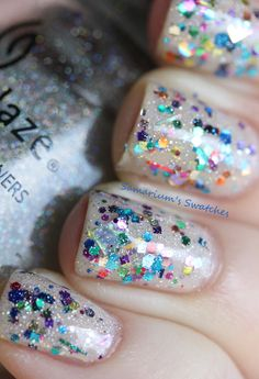 Lynnderella Glitter Sammy-PRE-Jelly Sammy lol