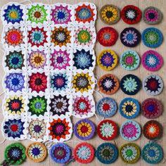 weekend crochet by dutch blue, via Flickr