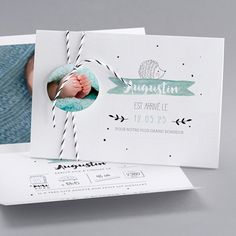 Trendy baby reveal ideas for twins Ideas Bautismo, Baby Announcement Cards, Ideias Diy, Baby Invitations, Baby Time, Baby Cards, Cute Cards, Wedding Stationery, Wedding Cards