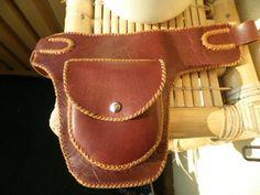 Lederhüftgurt  von streetfellows auf DaWanda.com